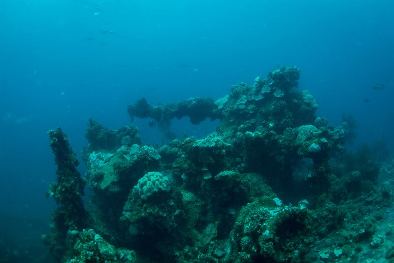 Truk Lagoon And Its Stunning Ship Graveyard