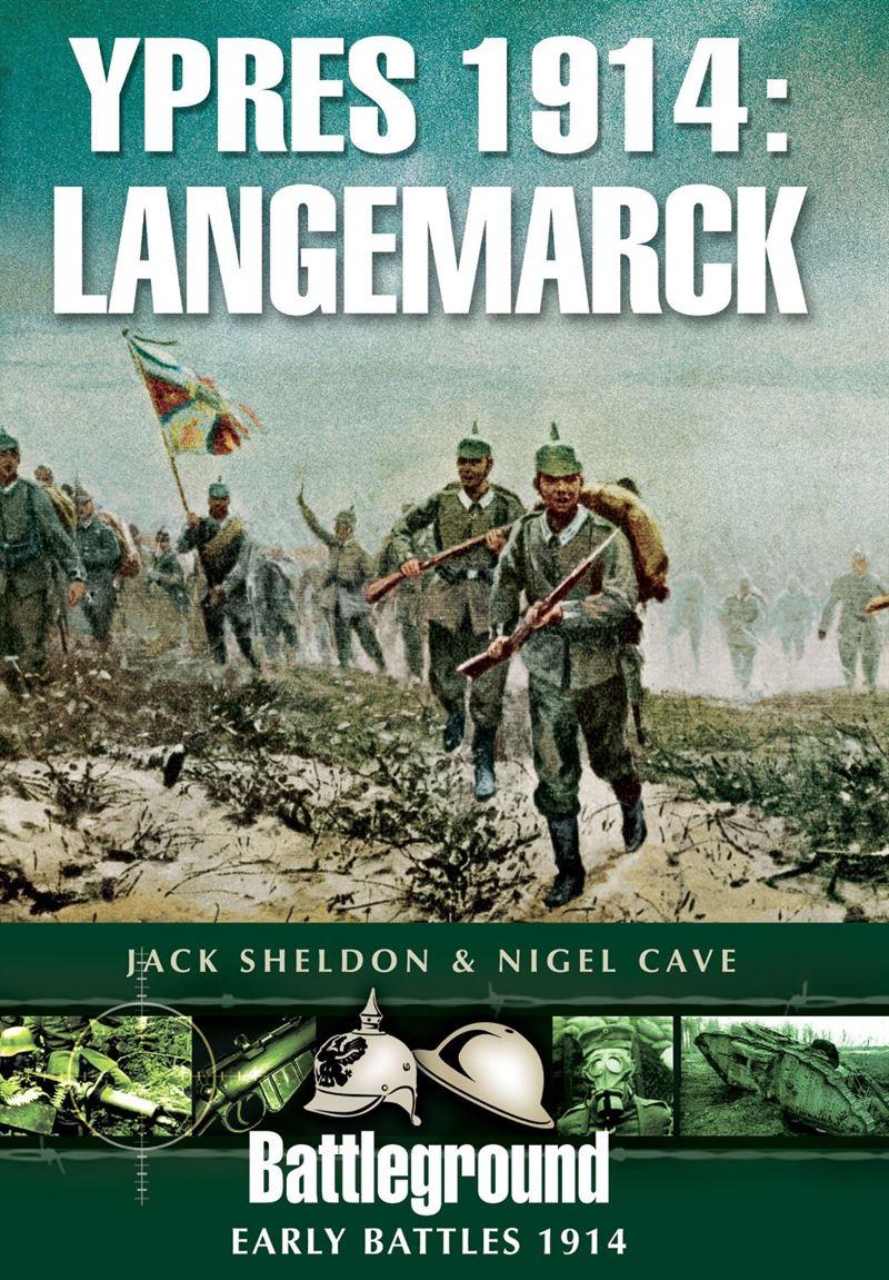 langemarck 1914 buch