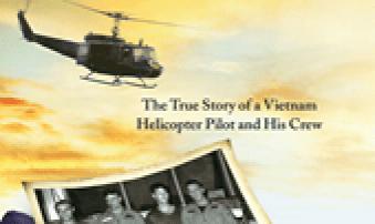 "New Vietnam War Memoir ""Black Cat 2-1:The True Story of a Vietnam Helicopter Pilot and His Crew"""