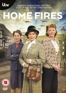 Homes Fires - TV Series Cover