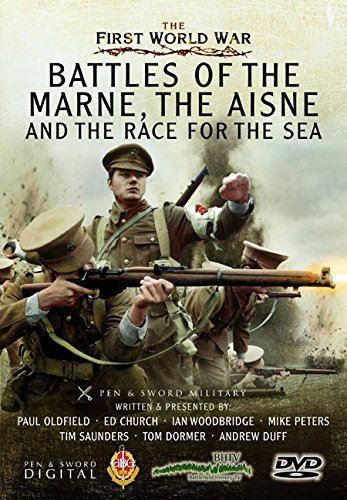 Battle of the Marne, The Aisne and the Race for the Sea