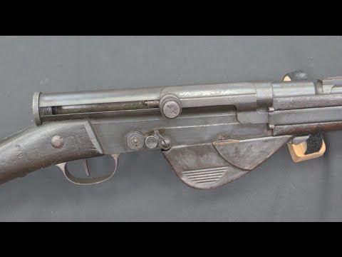 RSC 1917 - France's WW1 Semiauto Rifle