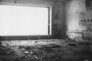 Inside the Conference Room of the Berghof (Credits: Eric Abels)