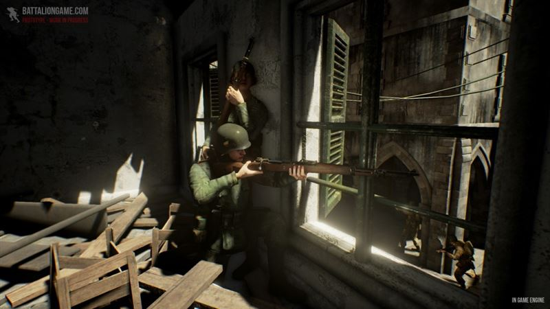 Battalion 1944 - Screenshot 1