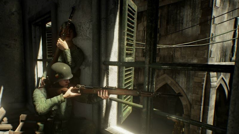 Battalion 1944 - Screenshot 1 FI