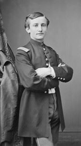 2nd Lt. John Lincoln Clem. (Credits: Library of Congress)
