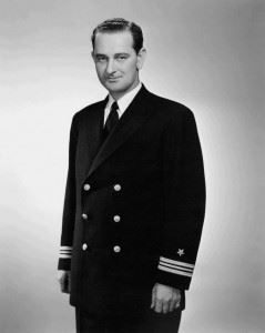 Lt. Cmdr. Lyndon B. Johnson