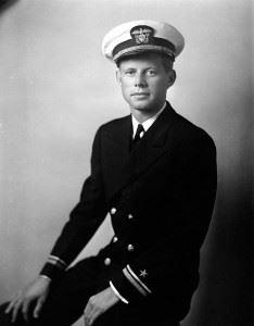 Lt. j.g. John F. Kennedy