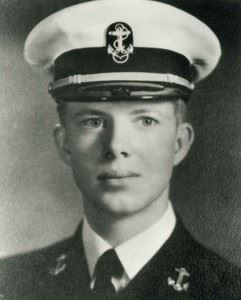 Midshipman James Earle Carter. (Credits: Jimmy Carter Presidential Library and Museum)