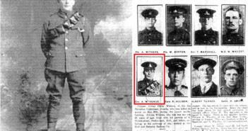 Albert William Venus died at Bellewaarde Ridge (via the Hull Daily Mail)