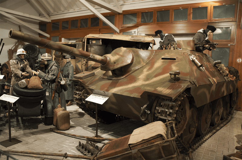 Diekirch National Museum of Military History (Credits: Paul Hermans)