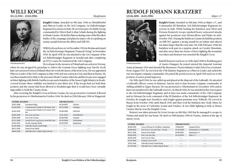 Knight's Cross Holder Jeremy Dixon Book - 2