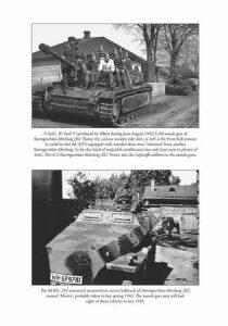 Sturmgeschütz Abteilung 202 Book - 1