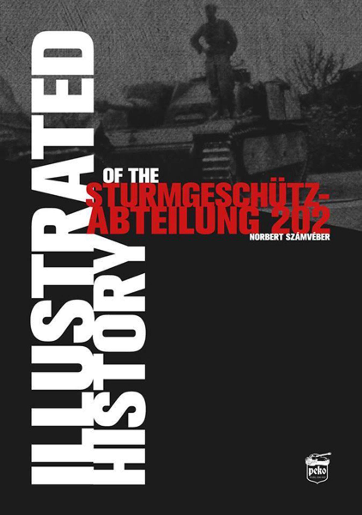 Sturmgeschütz Abteilung 202 Book