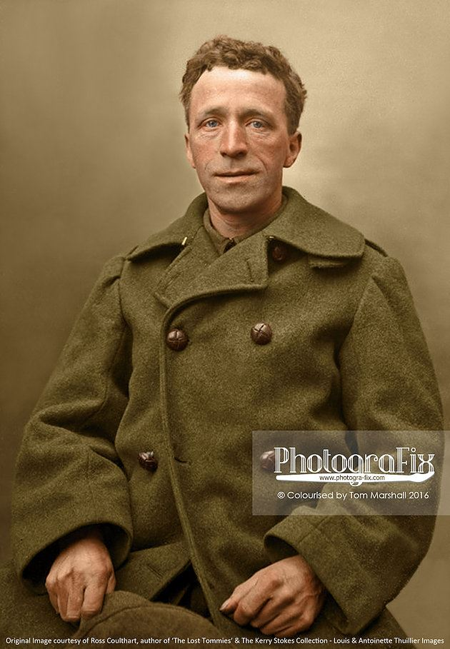 The Lost Tommies - Portrait WWI