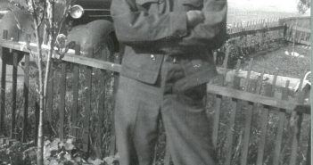 Army Sgt. Harold Sparks