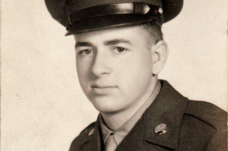 Ronald M. Sparks - Korean war