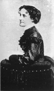 A portrait of Elizabeth Van Lew. Date unknown.