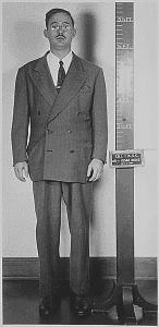Julius Rosenberg's mugshot.
