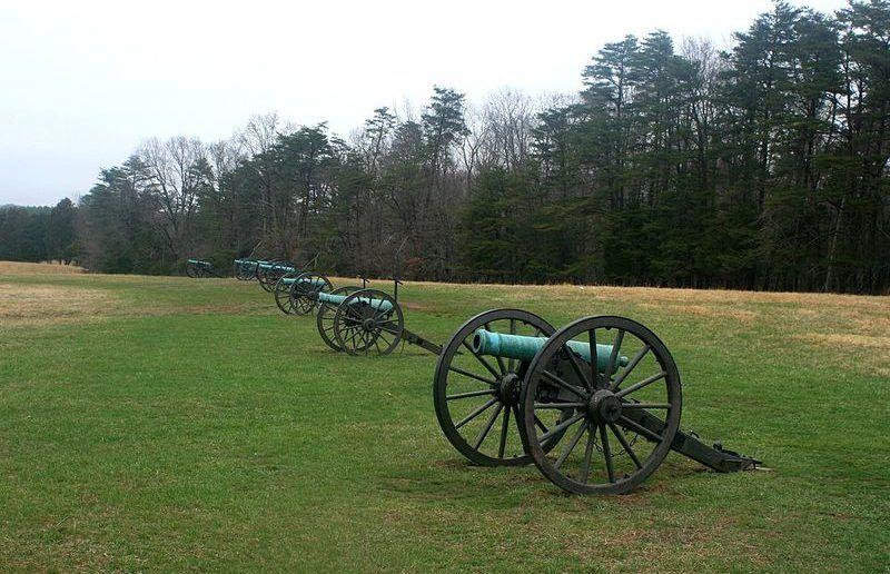 Manassas National Battlefield