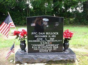 Dan Bullock Grave