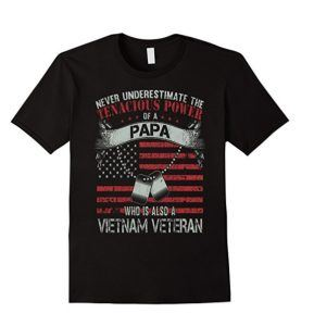 Memorial Day- Who is also a VietNam Veteran day T Shirt