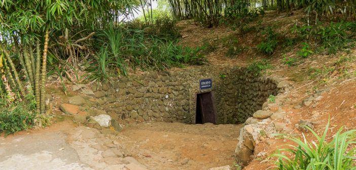 The Village That Burrowed Underground During the War in Vietnam
