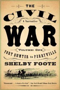 Vintage Civil War Library