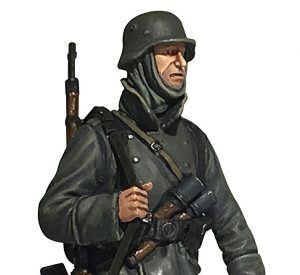 World War 2 German 25048 Volksgrenadier with K-98
