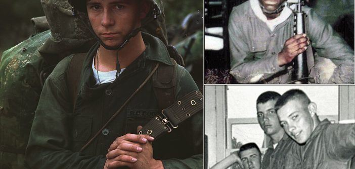 From Boys to Men: Meet 2 Brave Young American Soldiers of the Vietnam War
