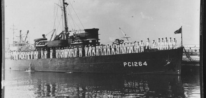Arthur Kill Ship Graveyard: Eerie Graveyard of WWII-era ships