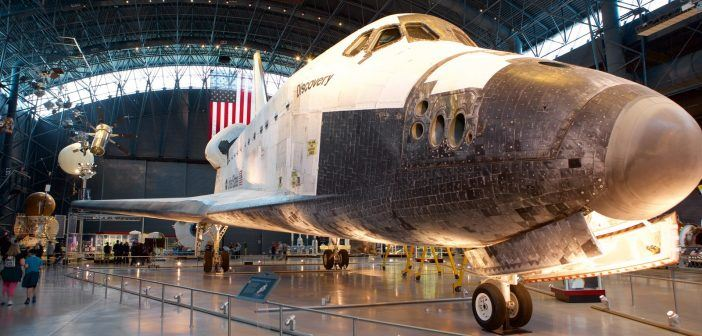 Experience the History of Wartime Aviation at the Steven F. Udvar-Hazy Center