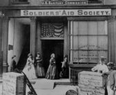 Soldiers' Aid Societies During The Civil War