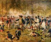 The Saratoga Campaign in the Revolutionary War
