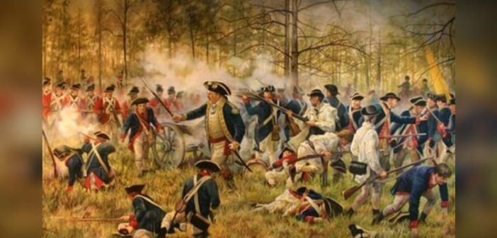The Saratoga Campaign in the Revolutionary War