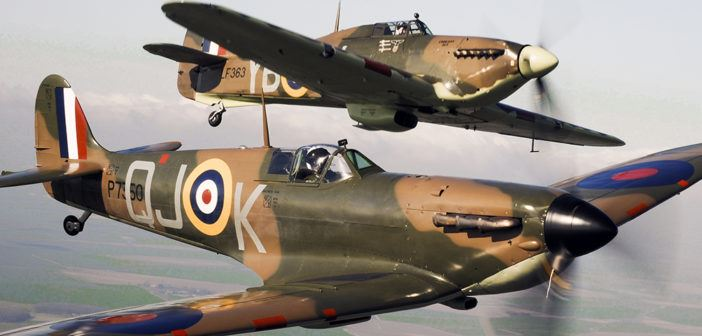 Four Places to See a Real Spitfire in Northern England