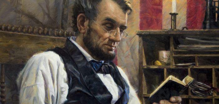 December, 1864: Lincoln's Last Christmas