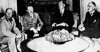 Victory, Not Appeasement: Chamberlain and Hitler, Munich, 1938