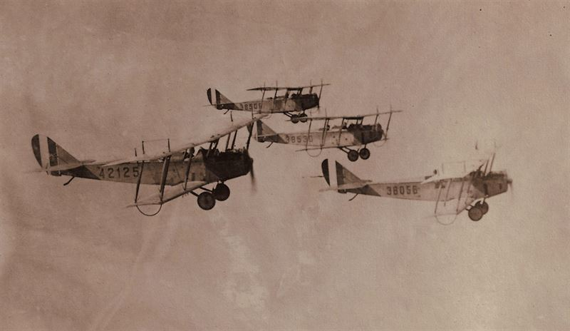 Power Behind the Prop: A Look at World War 1 Aircraft Engines