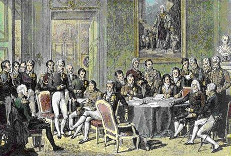 The Congress of Vienna: Aftermath of the Napoleonic Wars